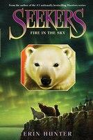 Book Seekers #5: Fire In The Sky by Erin Hunter
