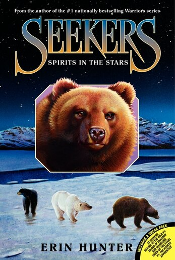 Seekers #6: Spirits In The Stars: Spirits In The Stars by Erin Hunter