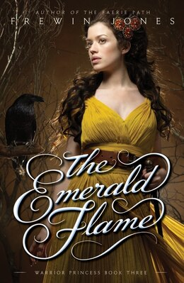 Book Warrior Princess #3: The Emerald Flame: The Emerald Flame by Frewin Jones