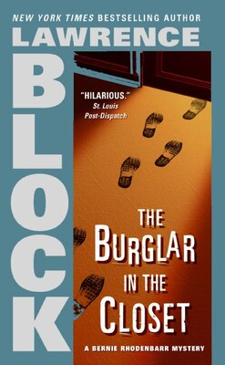 Book The Burglar in the Closet by Lawrence Block