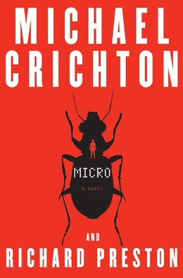 Book Micro: A Novel by Michael Crichton