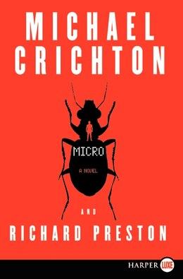 Book Micro: A Novel by Michael Crichton