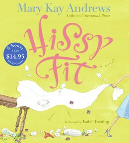 Book Hissy Fit Cd Low Price by Mary Kay Andrews