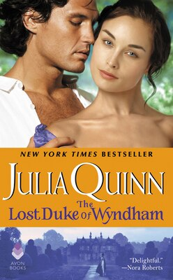 Book The Lost Duke Of Wyndham by Julia Quinn