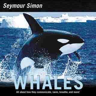 Whales by Seymour Simon