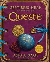 Septimus Heap, Book Four: Queste: Queste