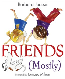 Book Friends (Mostly) by Barbara M. Joosse