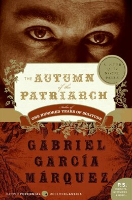 Book The Autumn Of The Patriarch by Gabriel Garcia Marquez