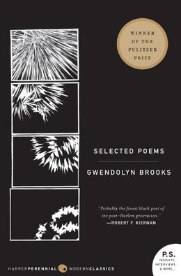 Book Selected Poems by Gwendolyn Brooks
