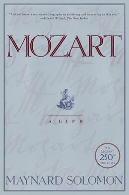 Book Mozart: A Life by Maynard Solomon