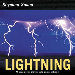 Book Lightning by Seymour Simon