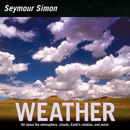 Book Weather by Seymour Simon
