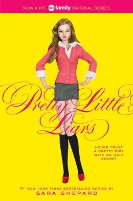 Book Pretty Little Liars by Sara Shepard