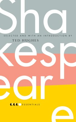 Book Essential Shakespeare by Ted Hughes