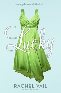 Book Lucky by Rachel Vail