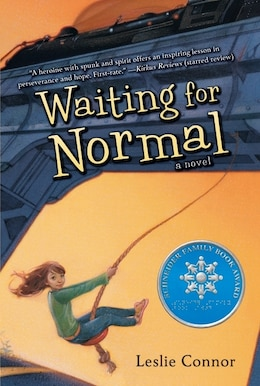 Book Waiting for Normal by Leslie Connor