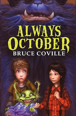 Book Always October by Bruce Coville