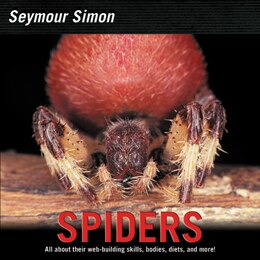 Book Spiders by Seymour Simon