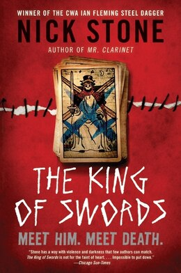 Book The King of Swords by Nick Stone