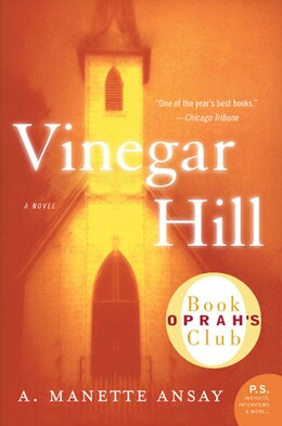 Book Vinegar Hill by Ansay, A. Manette