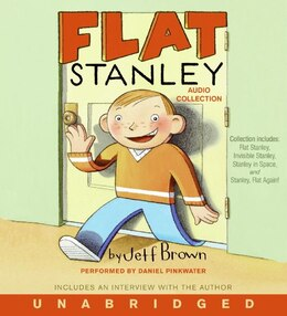 Book Flat Stanley Audio Collection Cd by Jeff Brown