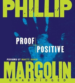 Book Proof Positive Cd: Proof Positive              8d by Phillip Margolin
