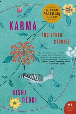 Book Karma and Other Stories by Rishi Reddi
