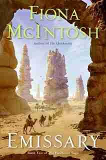 Emissary: Book Two of The Percheron Saga by Fiona Mcintosh