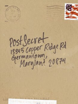 Book Postsecret: Extraordinary Confessions from Ordinary Lives by Frank Warren