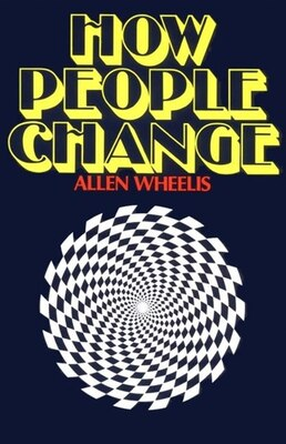 Book How People Change by Allen Wheelis