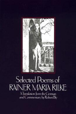 Book Selected Poems Of Rainer Maria Rilke by Rainer Maria Rilke