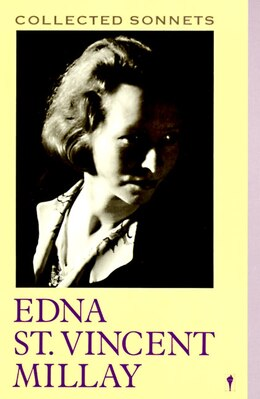 Book Collected Sonnets by Edna St. Vincent Millay