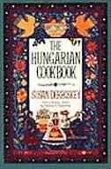 Book The Hungarian Cookbook by Susan Derecskey