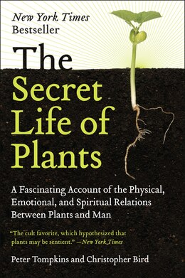 Book The Secret Life Of Plants by Peter Tompkins