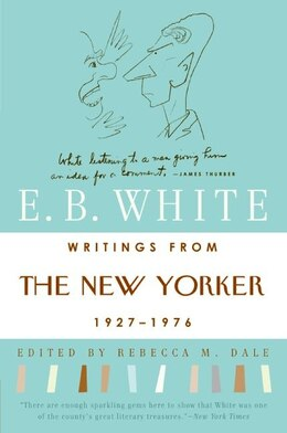 Book Writings From The New Yorker 1927-1976 by E. B. White