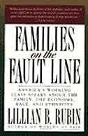 Book Families On The Fault Line by Lillian B. Rubin
