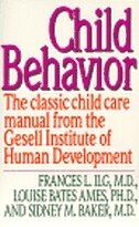 Book Child Behavior Ri by Francis L. Ilg