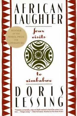 Book African Laughter: Four Visits To Zimbabwe by Doris Lessing