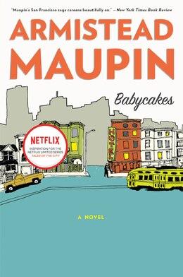 Book Babycakes by Armistead Maupin