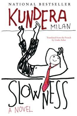 Book Slowness: A Novel by Milan Kundera