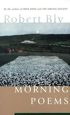 Book Morning Poems by Robert Bly