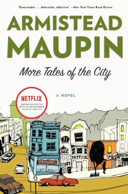 Book More Tales Of The City by Armistead Maupin
