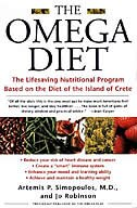 Book Omega Diet by Artemis P Simopoulos