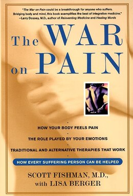 Book The War On Pain by Scott Fishman