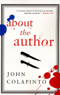Book About The Author: A Novel by John Colapinto