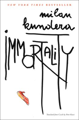 Book Immortality by Milan Kundera