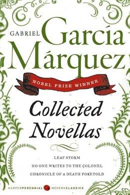 Book Collected Novellas by Gabriel Garcia Marquez