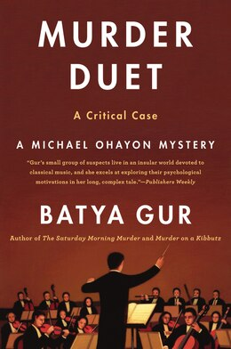 Book Murder Duet: A Musical Case by Gur, Batya