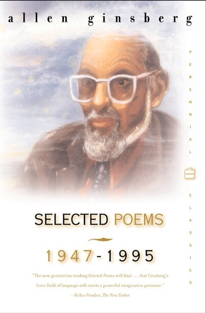 Selected Poems 1947-1995 by Allen Ginsberg