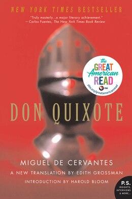 Book Don Quixote by Miguel de Cervantes
